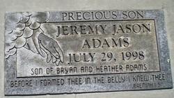 Jeremy Jason Adams