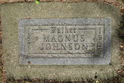 Magnus John Johnson