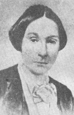 Mary Frances Polly <i>Cleveland</i> Rusk