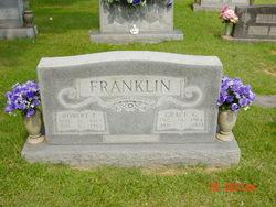 Grace G. <i>Garvin</i> Franklin