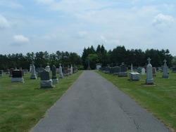 Sainte-Brigide d'Iberville Cemetery