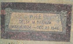 Delsy Verna M Barnum
