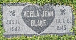 Verla Jean Blake