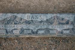 William G. Bill Bass