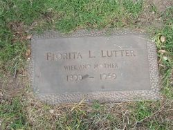 Fiorita Louise <i>Lorenze</i> Lutter