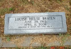 Louise <i>Hulse</i> Braten