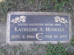 Kathleen A. Hunkele