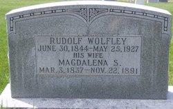 Rudolf Wolfley