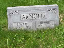 Bessie Ann <i>McCoy</i> Arnold