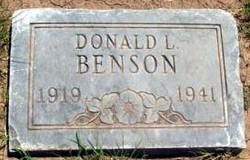 Donald Lee Benson