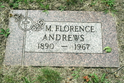 Mary Florence <i>Self</i> Andrews