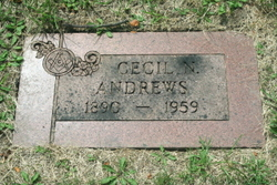 Cecil Nathanial Andrews