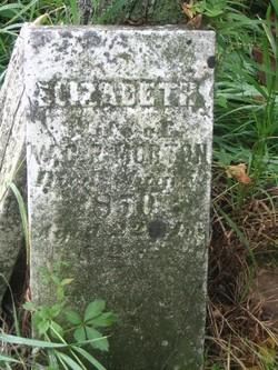 Elizabeth <i>Hendricks</i> Morton