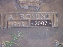 A Rosene Ballard