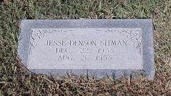 Jesse Denson Sitman