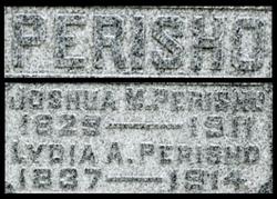 Joshua Morris Perisho