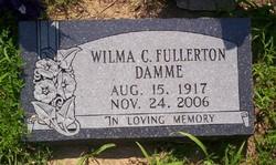 William C. <i>Fullerton</i> Damme