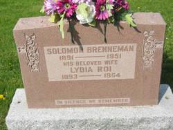 Solomon Brenneman