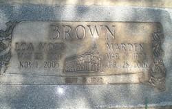 Loa <i>Moss</i> Brown
