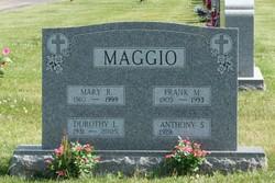 Dorothy L. Dot Maggio