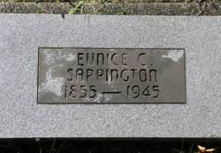Eunice C. <i>Blackwood</i> Sappington