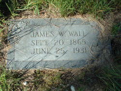 James William Wall
