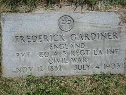 Frederick Gardiner
