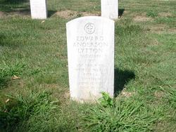 Sgt Edward Anderson Lytton