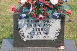 Carla Ann <i>Thompson</i> Gibbs