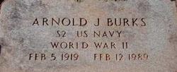 Arnold Jackson AJ Burks
