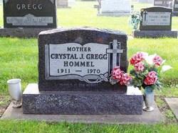 Crystal June <i>Gregg</i> Hommel