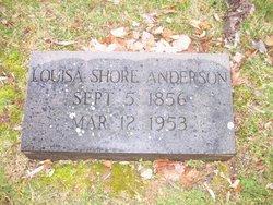 Louisa <i>Shore</i> Anderson