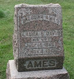 Laura B. <i>Davis</i> Ames