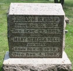 Mary Rebecca <i>Fell</i> Flesher