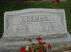 A. J. Jack Corman