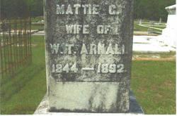 Martha Mattie <i>Couch</i> Arnall