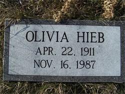 Olivia <i>Schwartz</i> Hieb