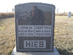 John Hieb, Sr