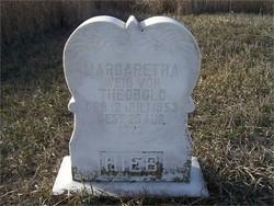 Margaretha <i>Treftz</i> Hieb