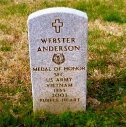 SFC Webster Anderson