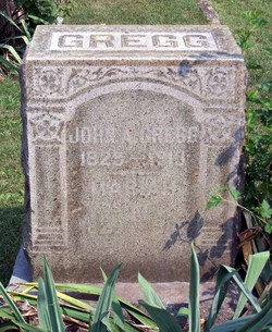 John A. Gregg