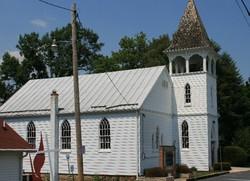 Flint Hill United Methodist Church Cemetery