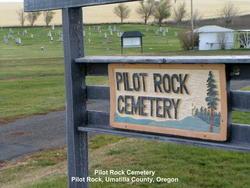 Pilot Rock Cemetery