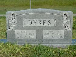 Earl Cecil Dykes