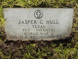 Jasper C Hull