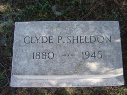 Clyde Porter Sheldon