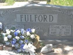 Frank Burns Fulford