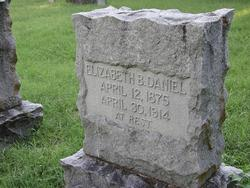 Elizabeth B Daniel