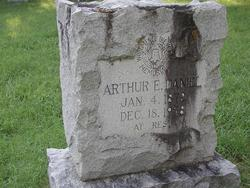 Arthur Ellis Coombes Daniel