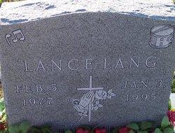 Lance Jude Lang